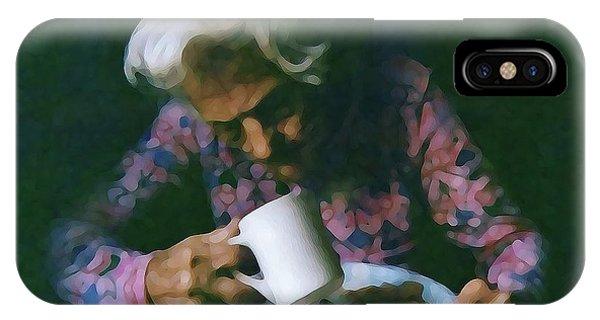 Memories Of Mama IPhone Case