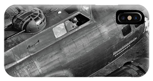 Memphis Belle From On High IPhone Case