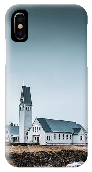 Bell iPhone Case - Mercy Is Song by Evelina Kremsdorf