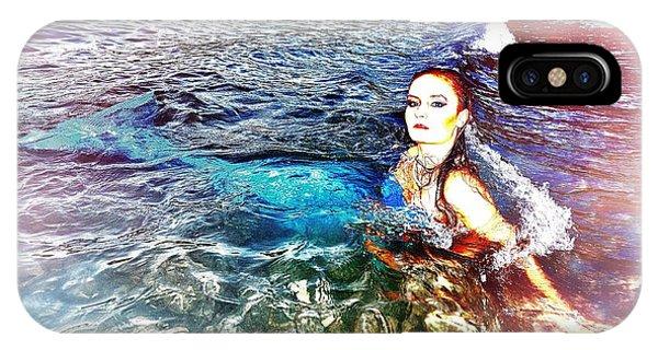 Mermaid Shores IPhone Case