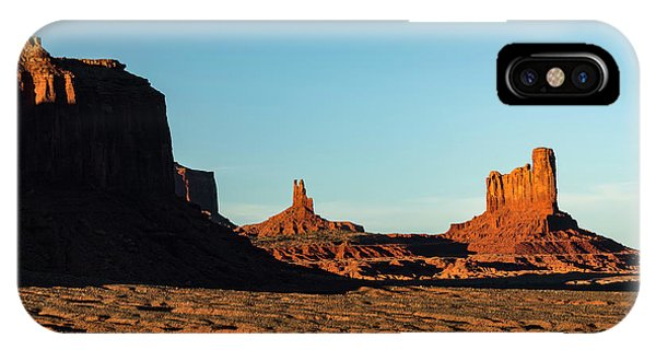 Mesa At Sunset, Monument Valley Tribal Phone Case by Adam Jones