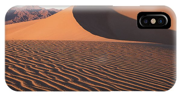 Mesquite Dunes 1-sq IPhone Case