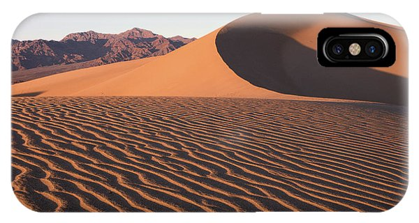 Mesquite Dunes 1 IPhone Case