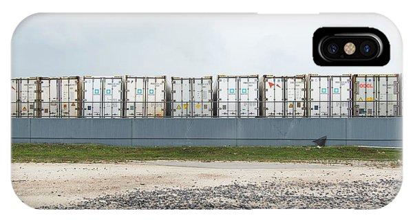 Miami Topographics 15 IPhone Case