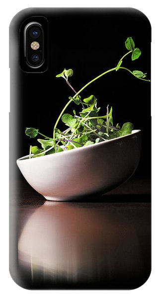Micro Greens IPhone Case