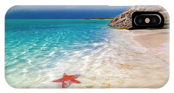 Alive iPhone Case - Middle Caicos Tranquility Awaits by Betsy Knapp