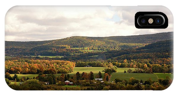 IPhone Case featuring the photograph Middleburg In New York by Angie Tirado