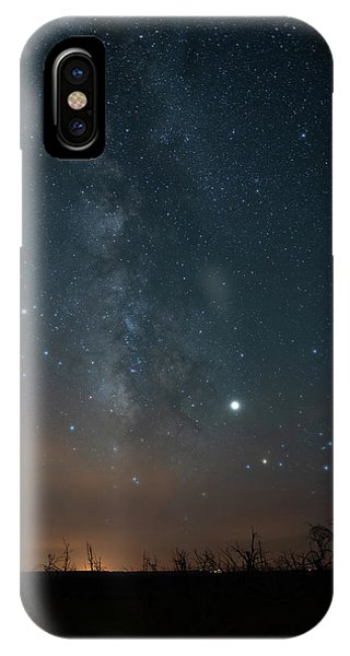 Milky Mesa IPhone Case