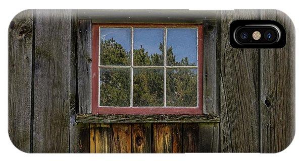 iPhone Case - Miller Barn 2 by Heather Kenward