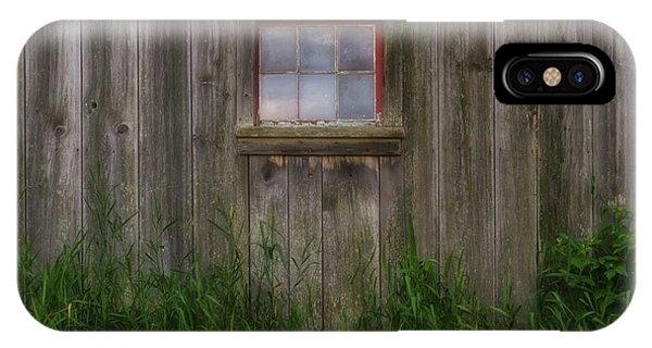 iPhone Case - Miller Barn 3 by Heather Kenward