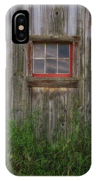 iPhone Case - Miller Barn 4 by Heather Kenward