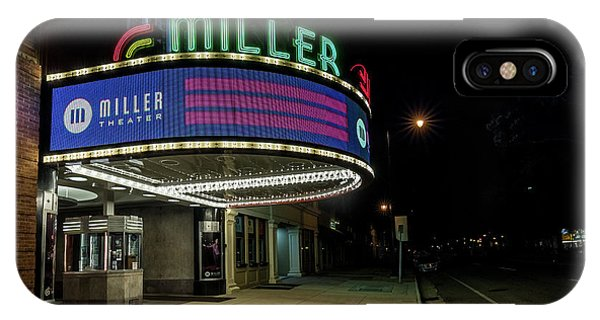 Miller Theater Augusta Ga 2 IPhone Case