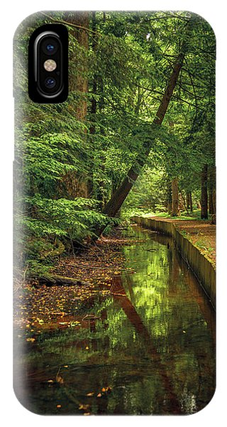 Millrace By John Cable IPhone Case