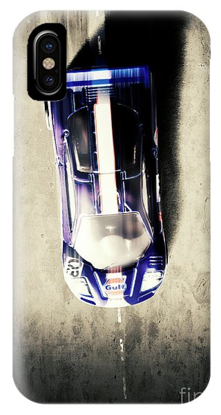 Quick iPhone Case - Mini Racer by Jorgo Photography - Wall Art Gallery