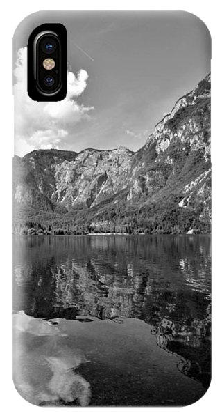 Lake Juliette iPhone Case - Mirror by Juliette Kober