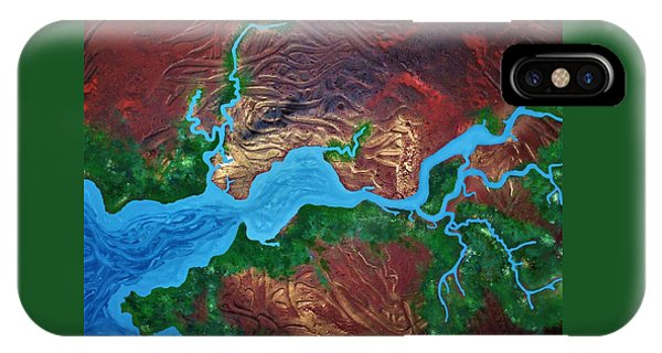 Mission River IPhone Case