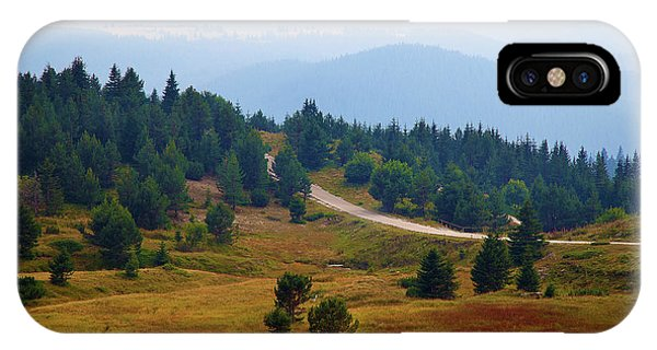 IPhone Case featuring the photograph Misty Afternoon by Milena Ilieva