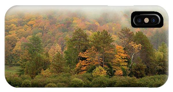 Misty Mountain IPhone Case