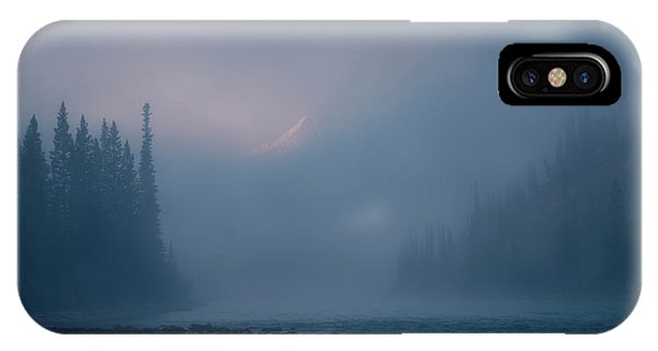 Misty Valley IPhone Case