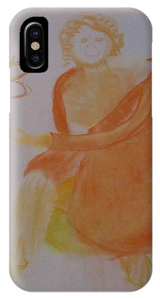 model named Helene three IPhone Case