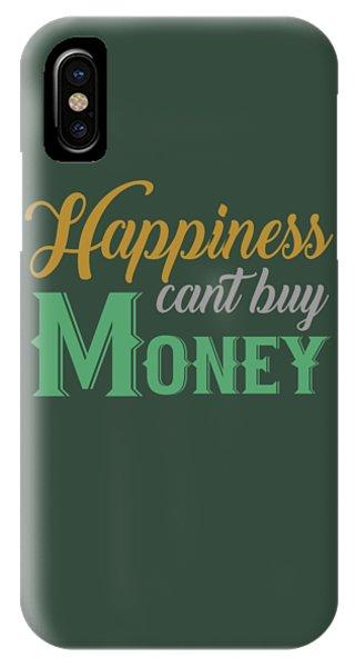 Money Happiness IPhone Case