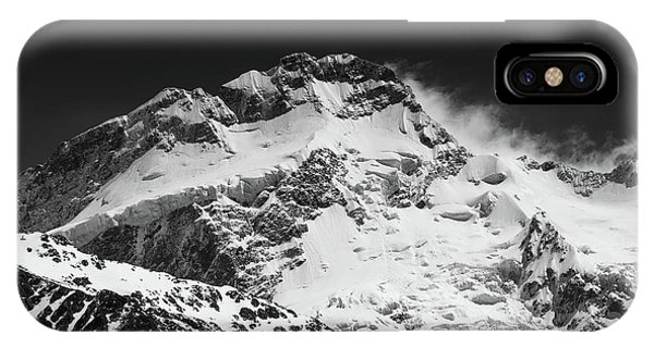 Monochrome Mount Sefton IPhone Case