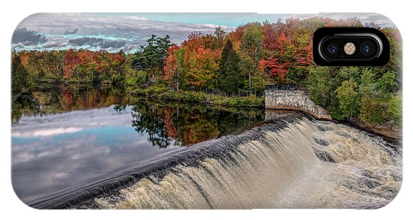 Montmorency Falls IPhone Case