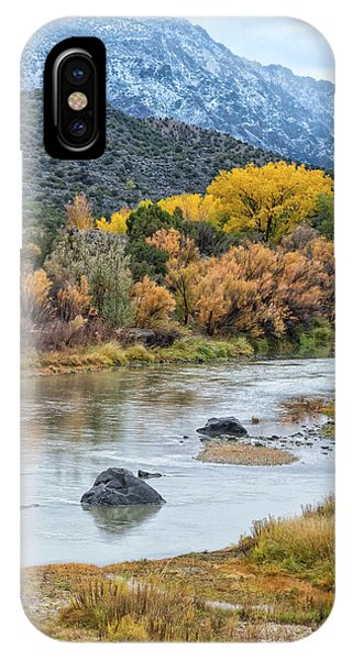 IPhone Case featuring the photograph Monument Autumn by Britt Runyon
