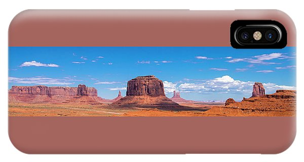 Monument Lookout IPhone Case