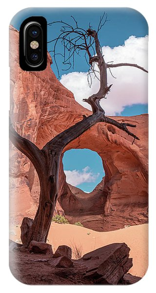 Monument Valley IIi, Ear Of The Wind IPhone Case