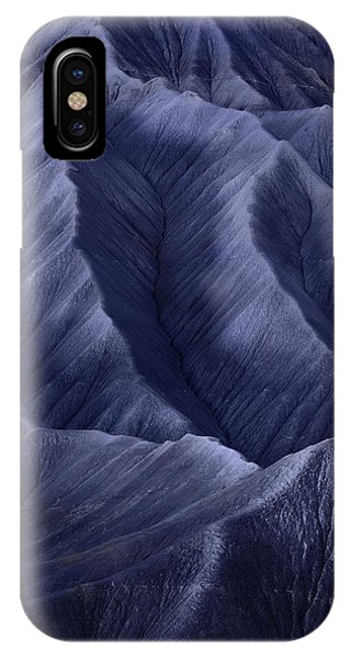 Factory iPhone Case - Moon Light Mountainside by Larry Marshall