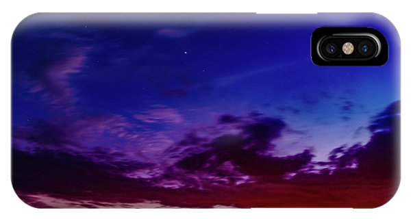 Moon Sky IPhone Case
