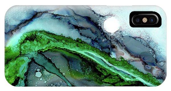 Moondance I IPhone Case