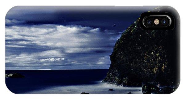 Moonlight At Argyle IPhone Case