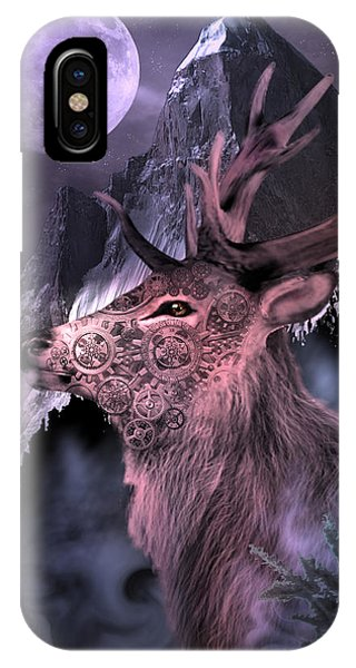Moonlight Buck IPhone Case
