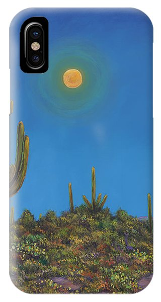 Organ iPhone Case - Moonlight Serenade by Johnathan Harris