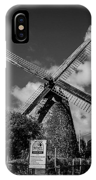 Morgan Lewis Mill 2 IPhone Case