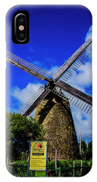 Morgan Lewis Mill IPhone Case