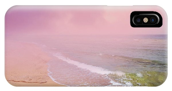 Morning Hour By The Seashore In Dreamland IPhone Case