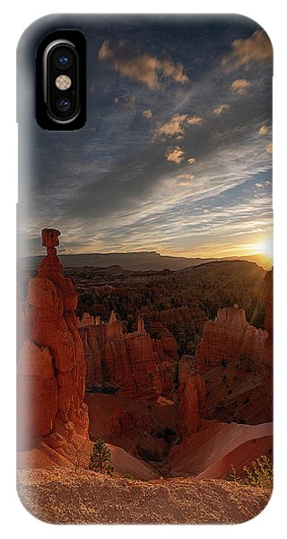 IPhone Case featuring the photograph Morning Kiss by Edgars Erglis