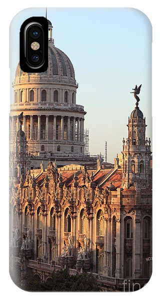 Dome iPhone Case - Morning Sunrise Reflecting Off The Gran by Norman Pogson