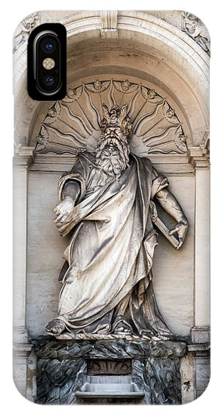 iPhone Case - Moses by Jaroslaw Blaminsky