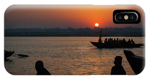 Mother Ganges IPhone Case