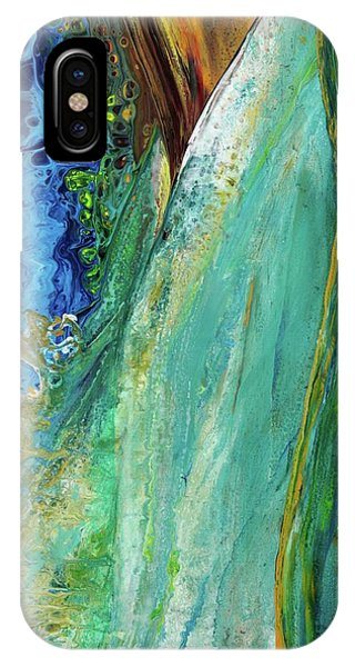Mother Nature - Portrait View IPhone Case