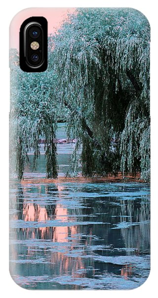 Mother Willow Infrared IPhone Case