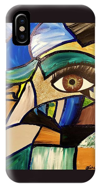 Motley Eye 5 IPhone Case