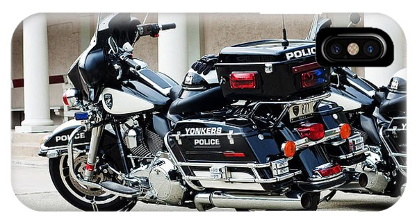 Motorcycle Cruiser IPhone Case
