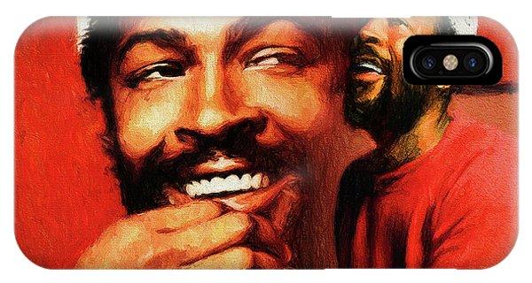 Protest iPhone Case - Motown Genius by John Farr