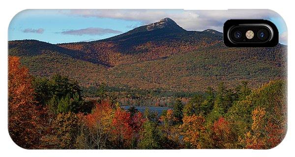 Mount Chocorua New Hampshire IPhone Case