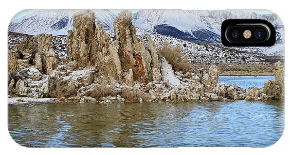 Mount Dana At Dawn  Mono Lake IPhone Case